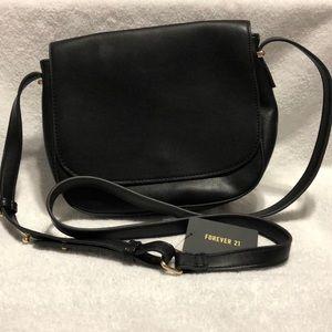 Black crossbody purse - Never Worn